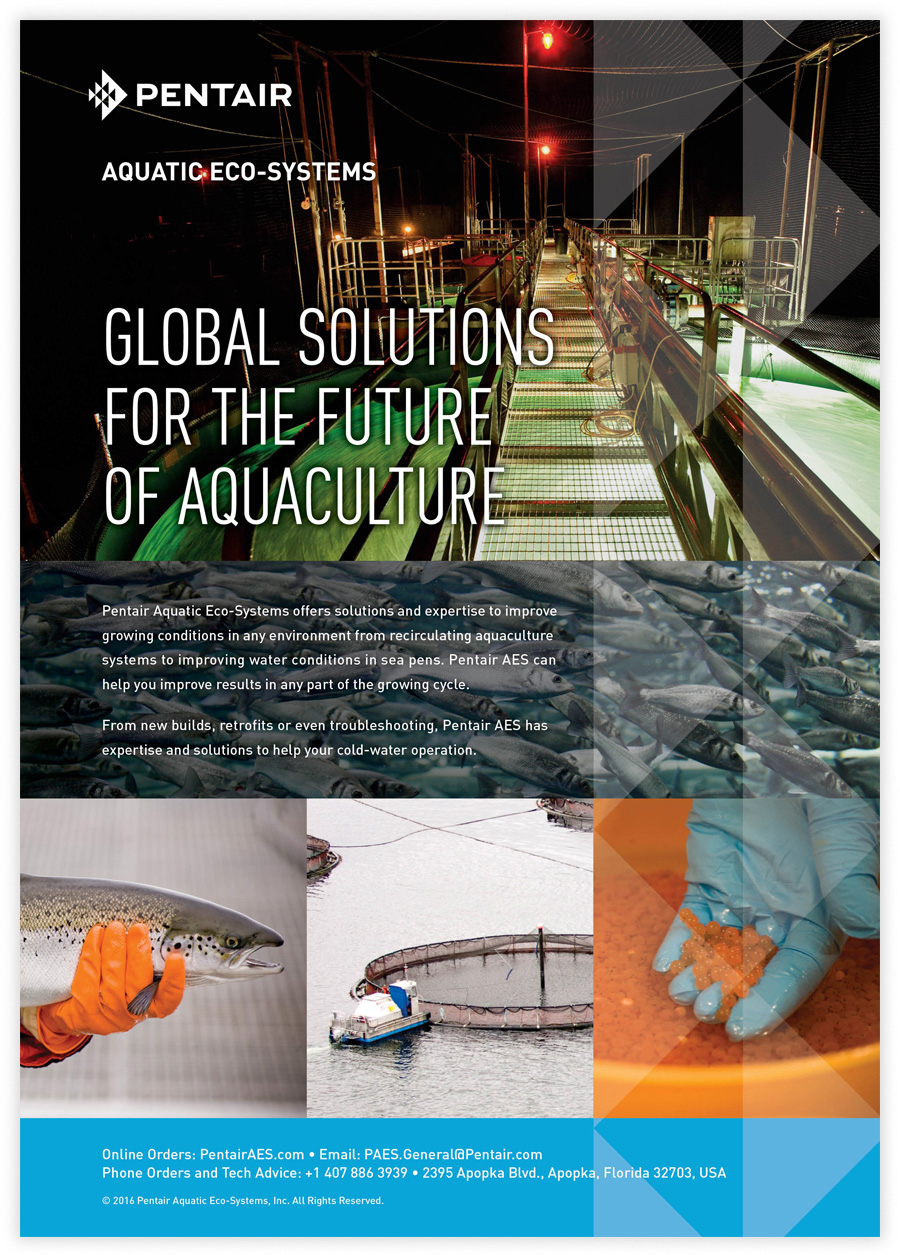 b6938e6fb00f ThirtyTenDesigns - Pentair Aquatic Eco-Systems Aquaculture Ads