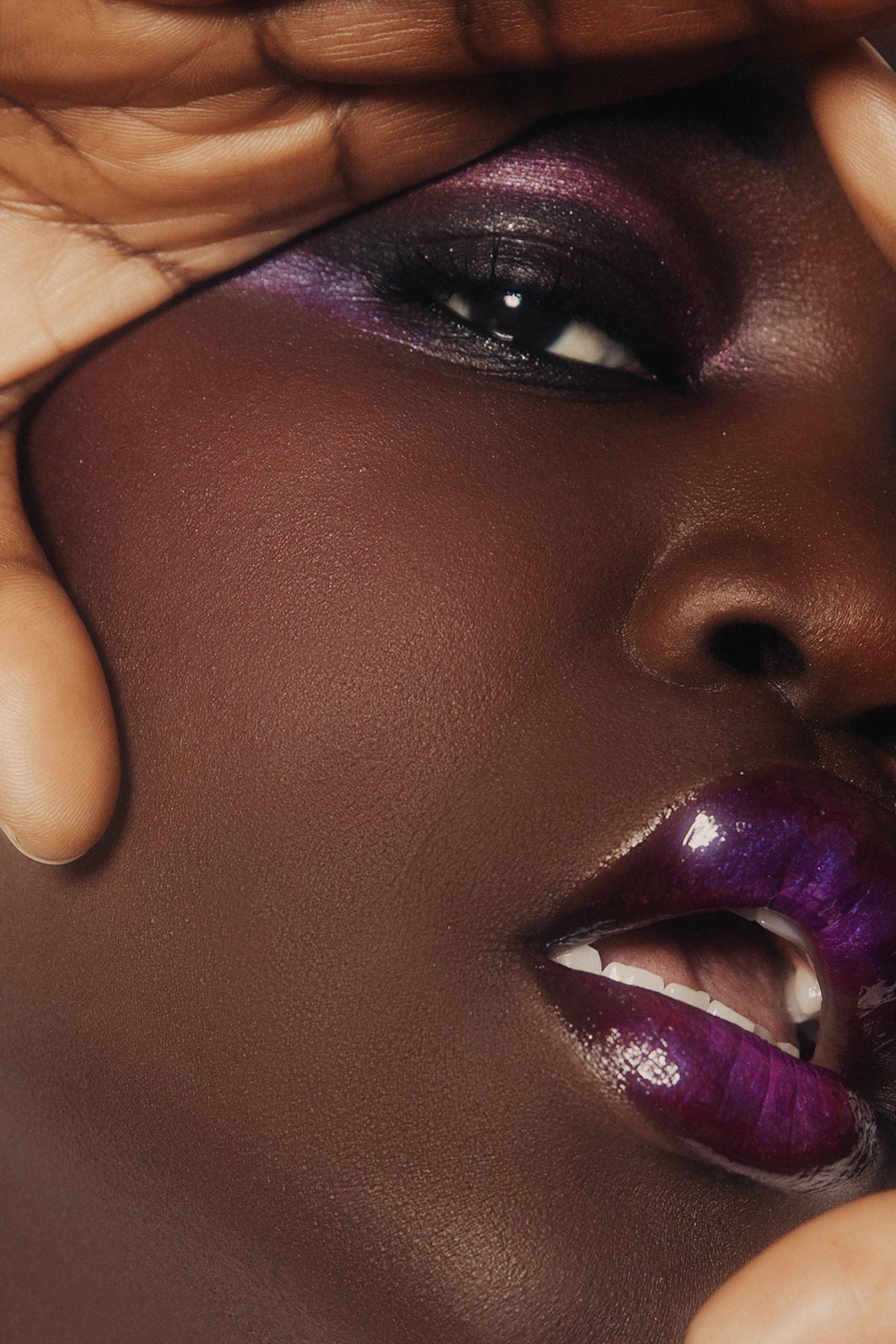 art editorial Female Model Make Up make up editorial Studio Photography