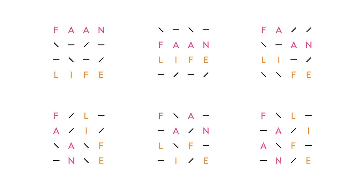 life type logo graphic design Stationery Mockup Logotype a4 brochure manual
