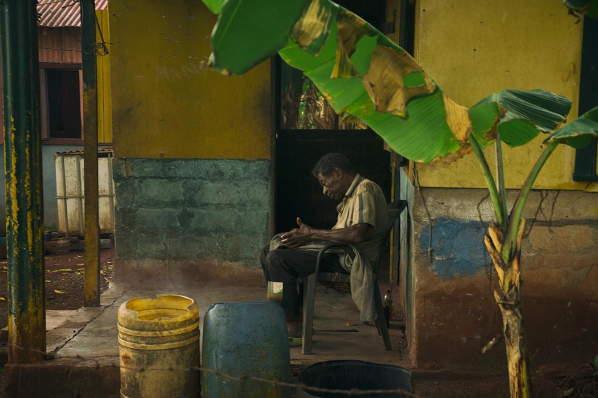 nicaragua documental Photography  canon AE1 Film
