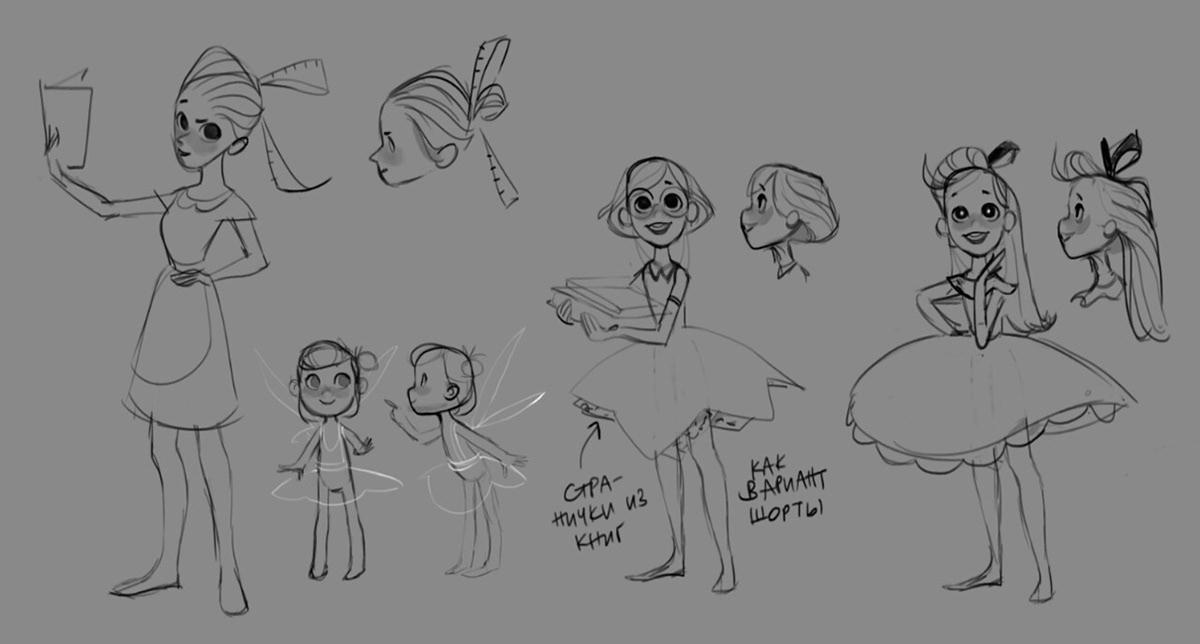 Fairies fairy Character Character design  Magic
