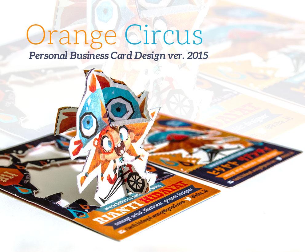 Orange Circus\