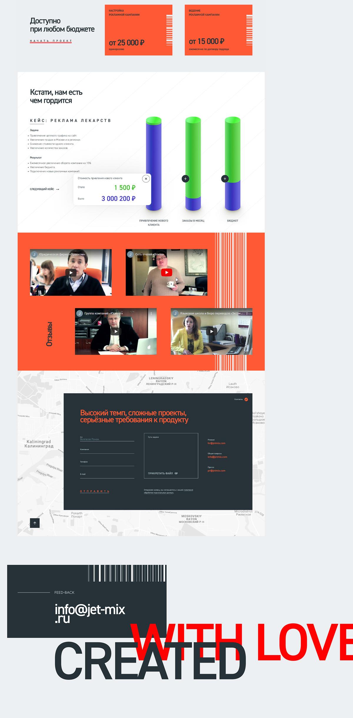 landing promo промо ads context Promotion SEO Website Design контекстная реклама реклама
