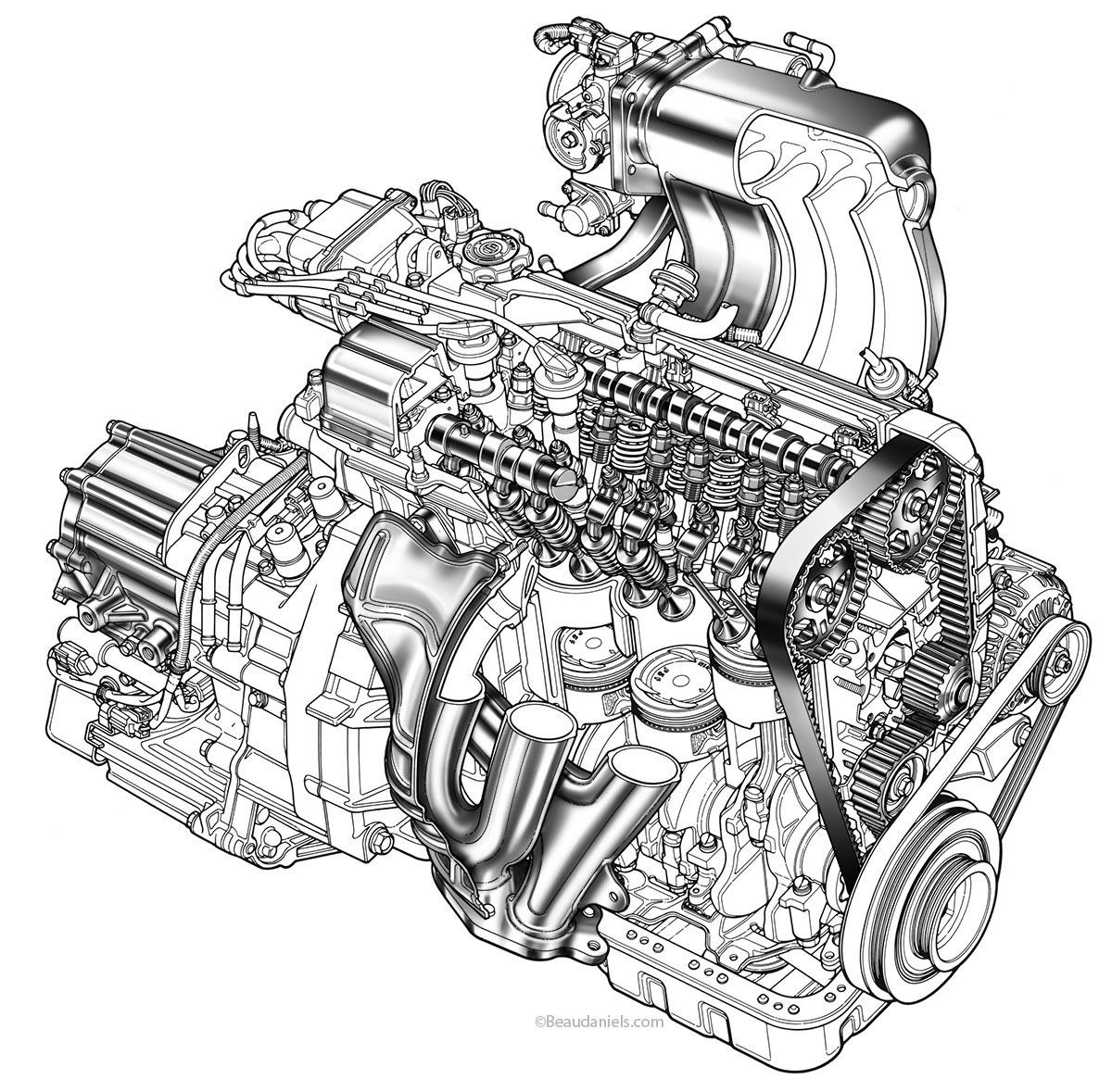 Wonderful Car Engine Information Gallery - The Best Electrical ...