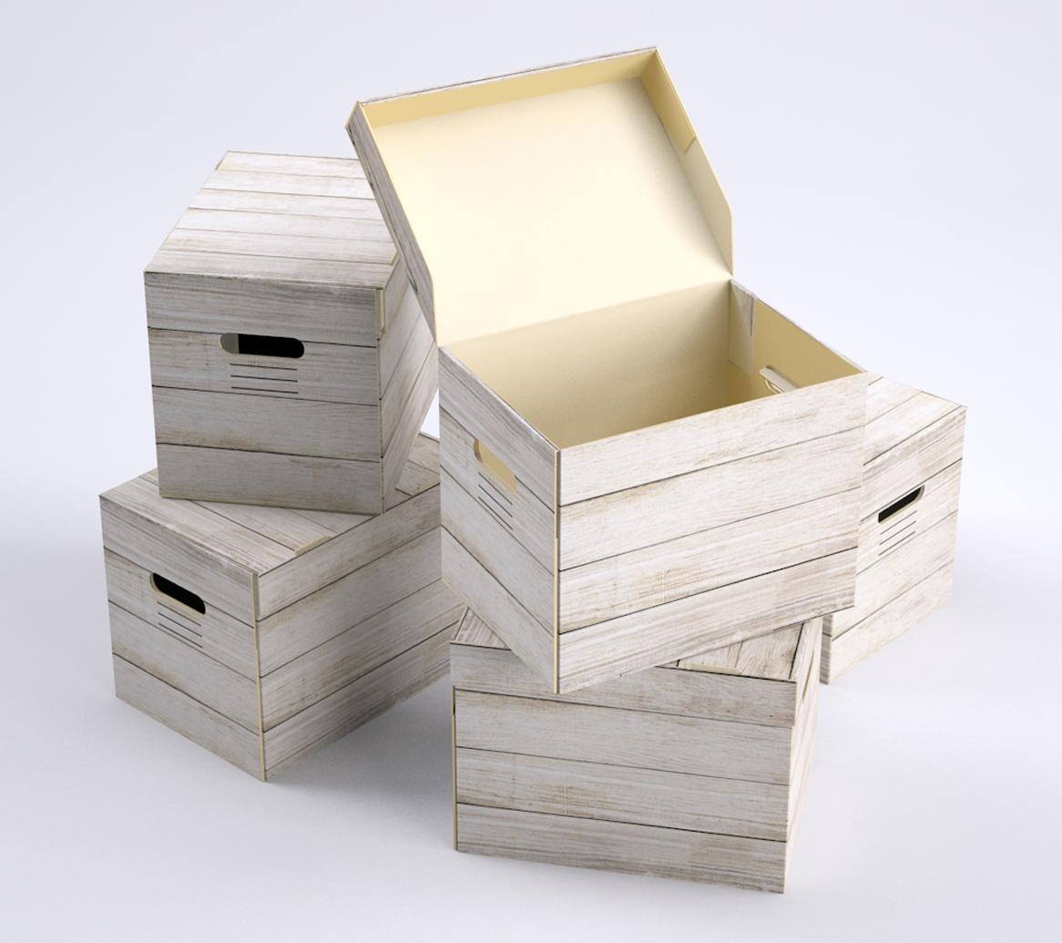 Yafut Majrahani Majrahani Perez box design