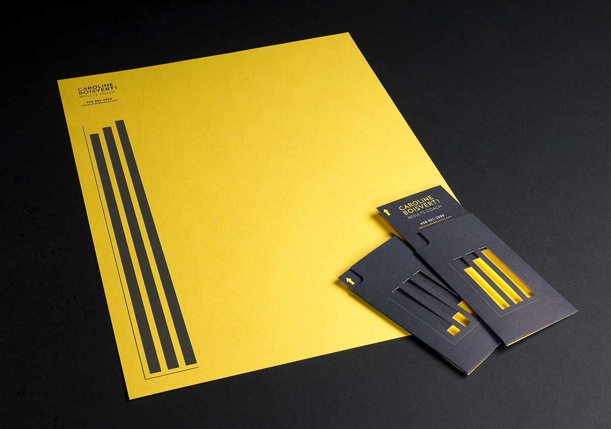 interactive business card Playful visual identity brand identity stationary Promotion Self-promo