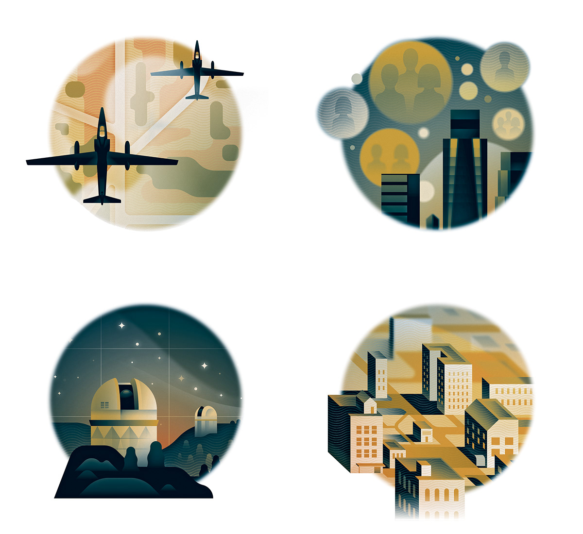cartography,city,compass,displacement,editorial,ILLUSTRATION ,map,Space ,Spy Plane,vector