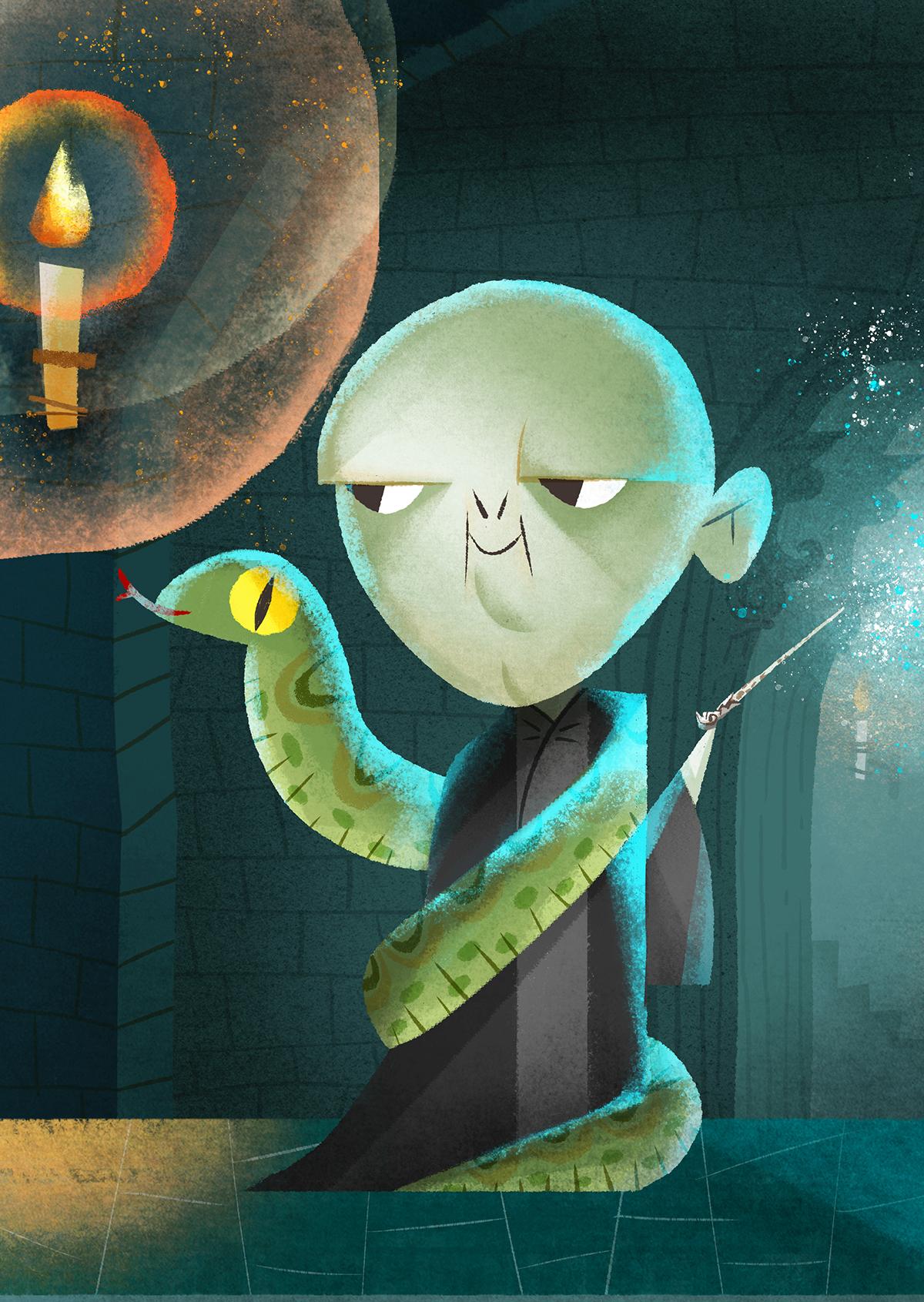 harry potter Character design  hogworts wizard Magic   voldemort jk rowling penang malaysia kuala lumpur