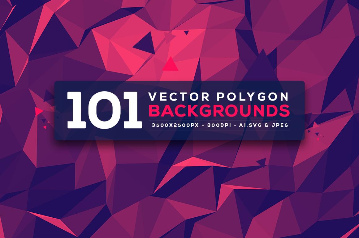 Svg g background image - 101 Vector Polygon Backgrounds