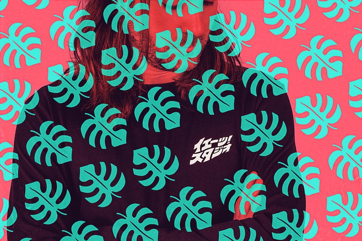 t-shirt print toucan Space  Lookbook japan shiba inu pixel tropicool reaper