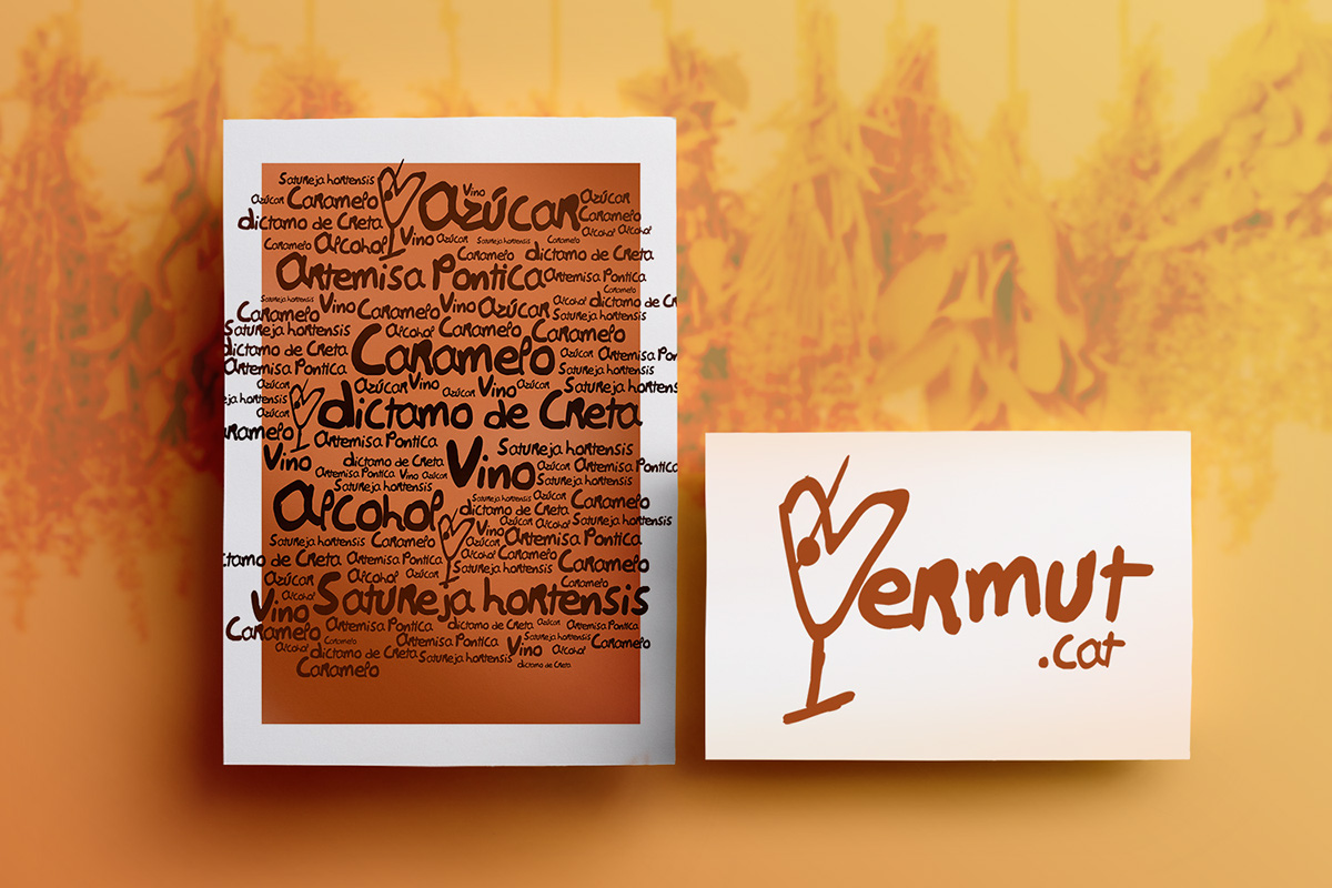 vermut Vermouth wineintube tube wine Label baginbox spain