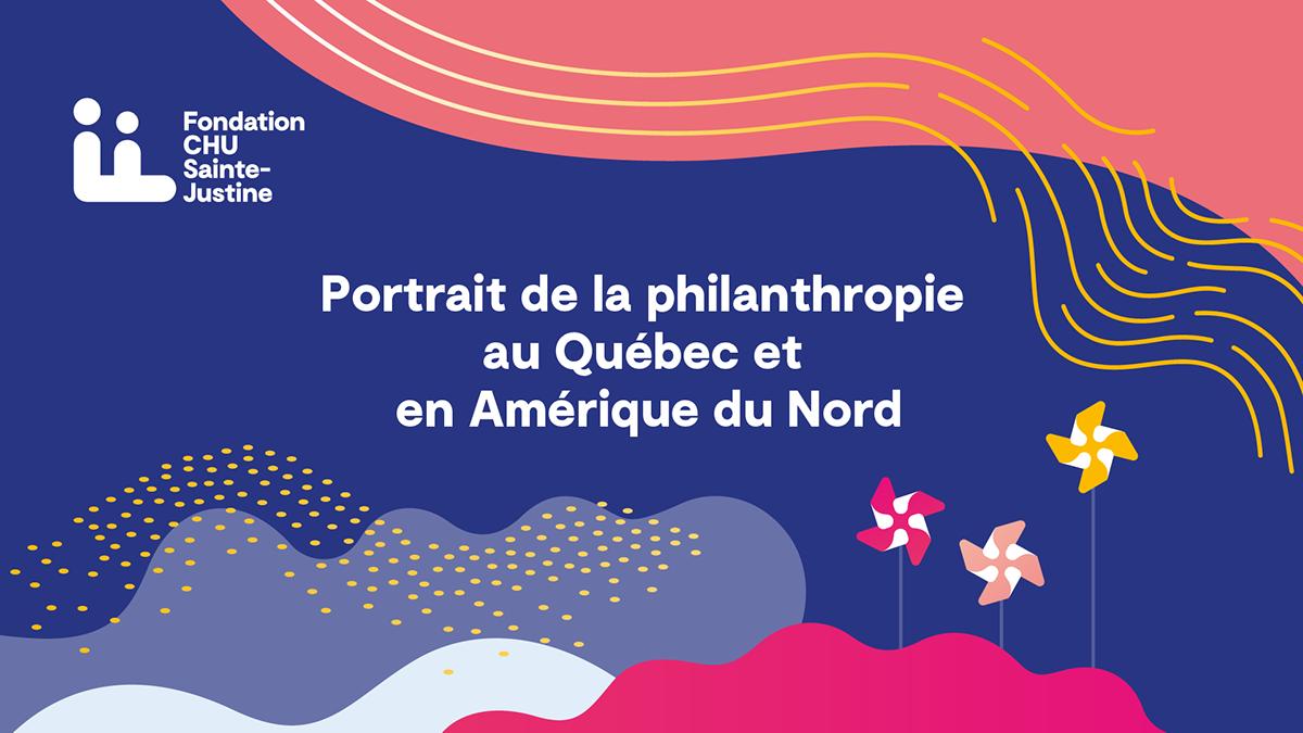 data visualisation information statistiques Fondation children hospital sainte-justine Montreal kid colorful