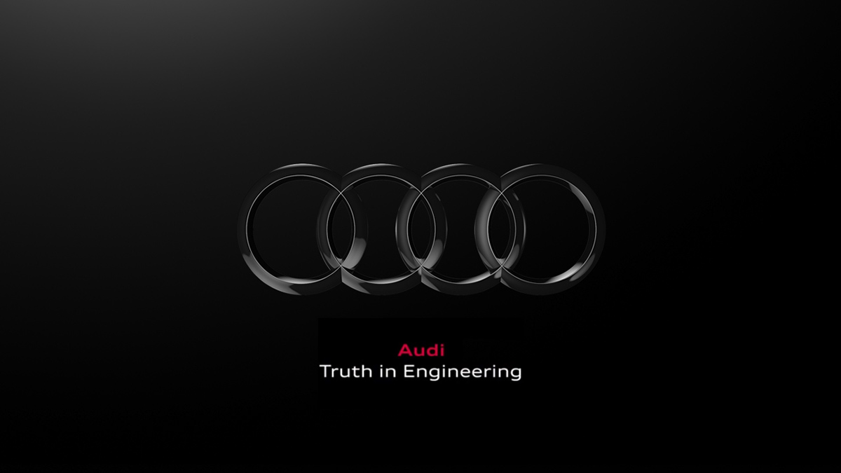 Audi Logo Experiments On Behance - Audi logo