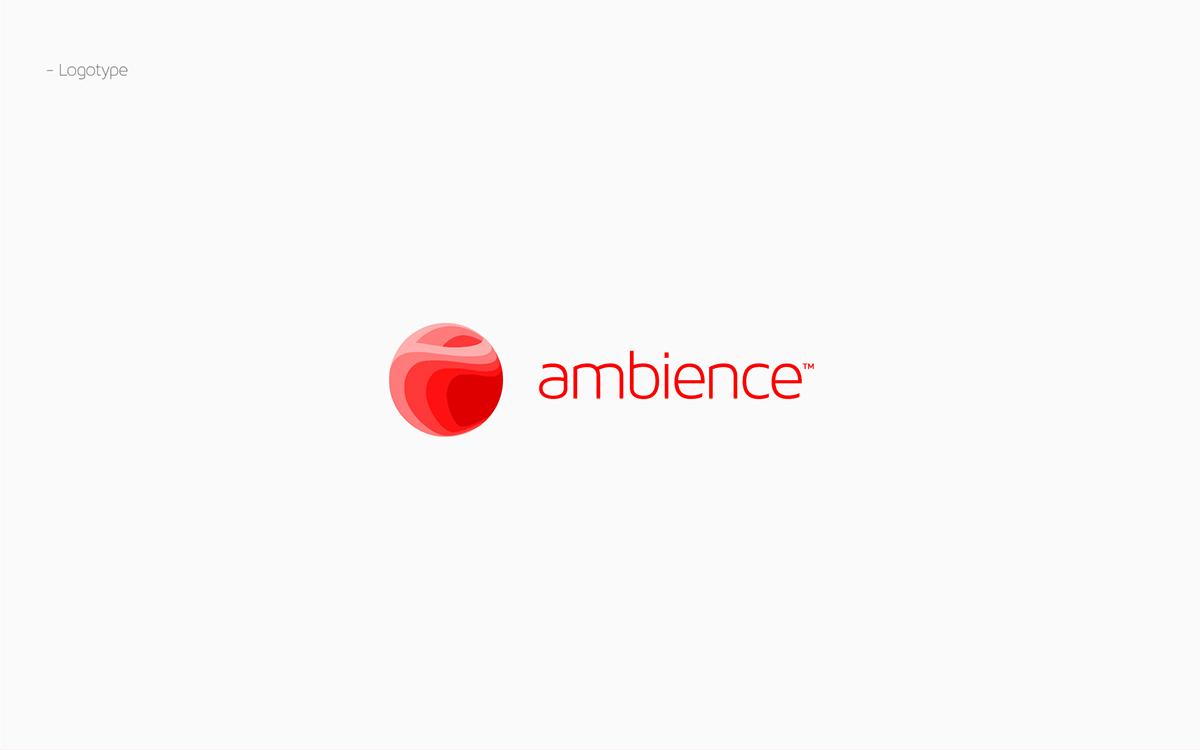 ambience athens Greece stit studio stit creative stit angel botsis identity Logotype brand marketing   telemarketing logo corporate angelos botsis
