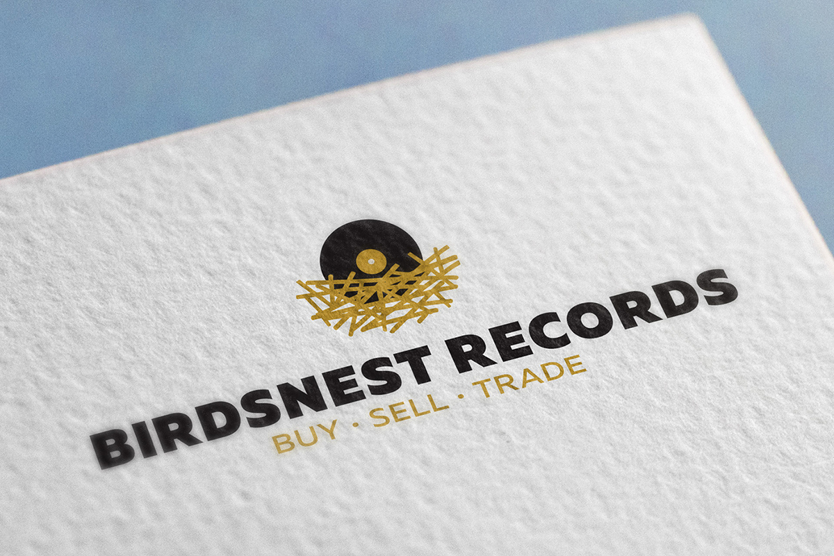 Winnipeg manitoba Canada logo identity mockups kensingtonmarket Recordstore