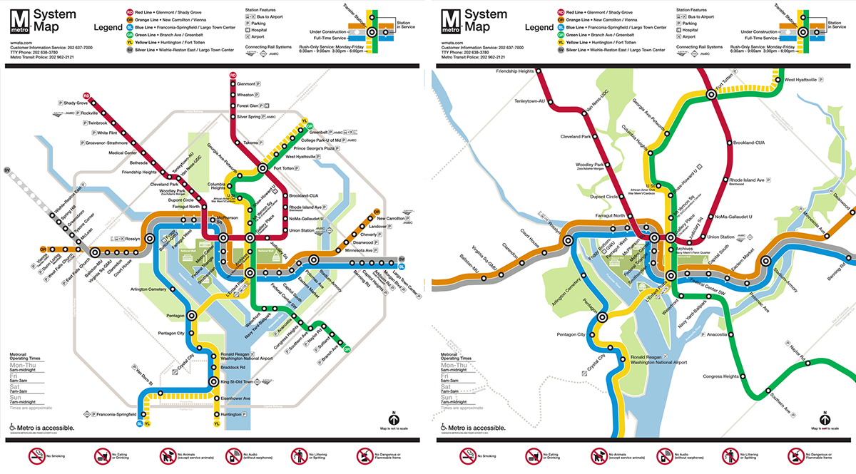 Wash Dc Metro Map Nuevo Vallarta Map Nfl Team Map