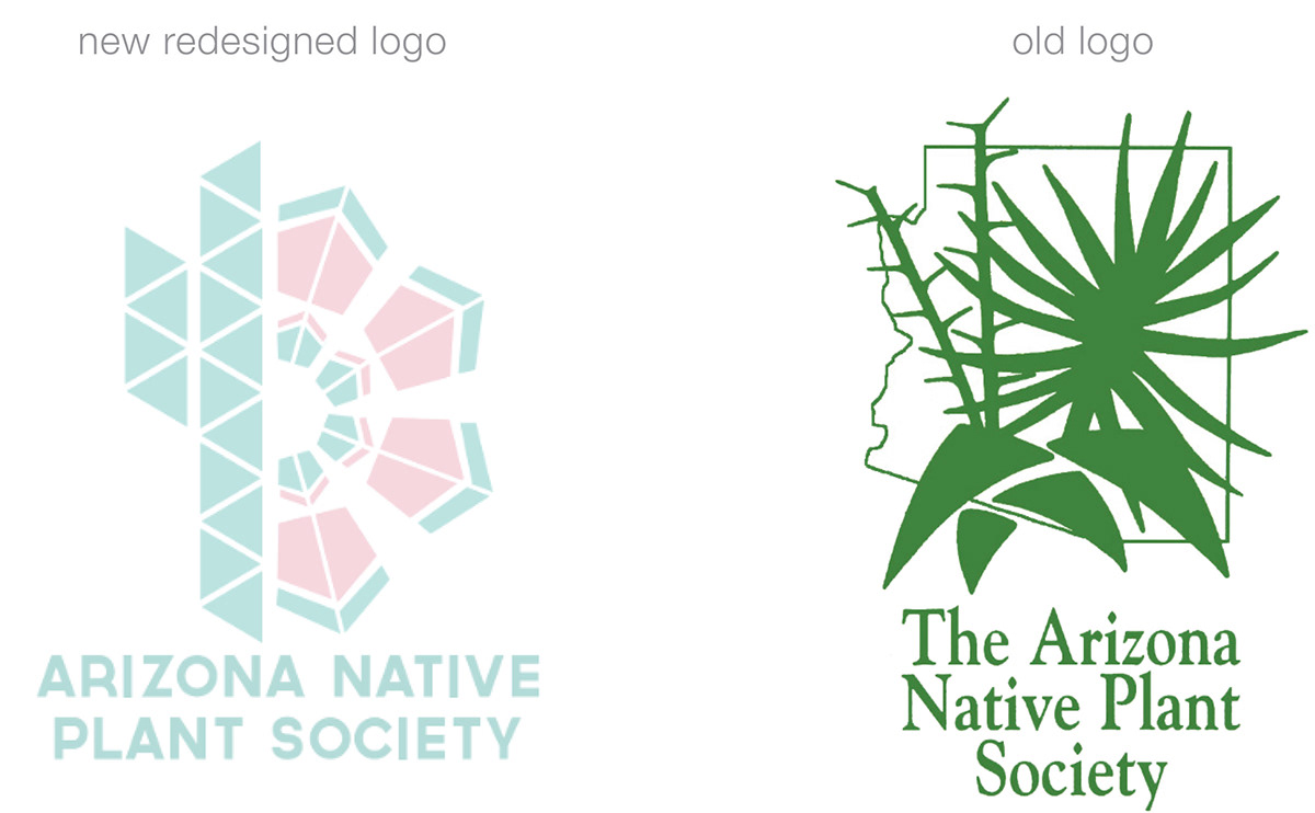 Arizona Native Plant Society On Behance