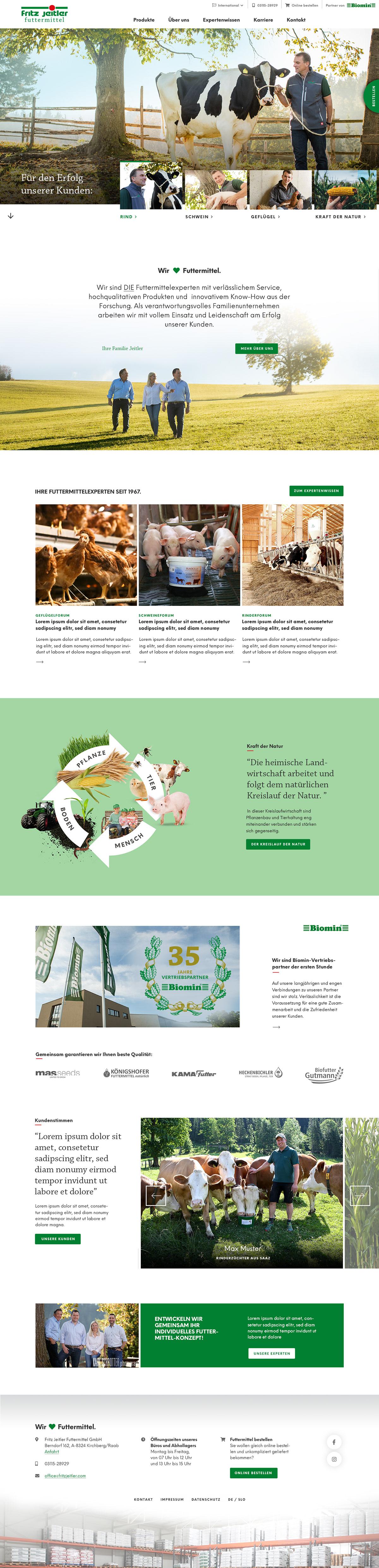 car branding corporate branding interaktionsdesign Website