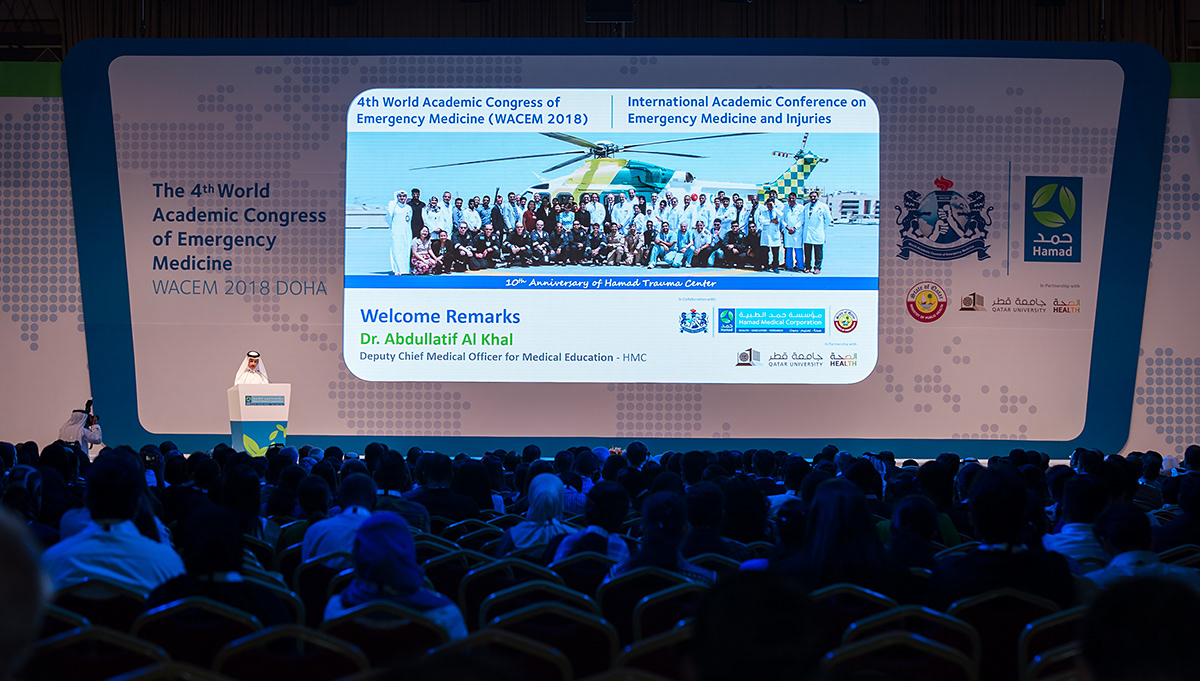 The 4th World Academic Congress of Emergency Medicine on Behance
