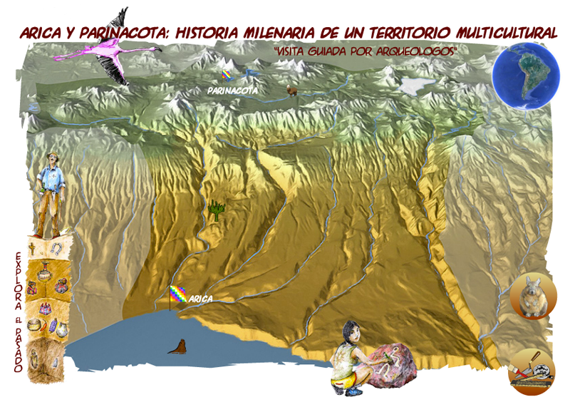 CIHDE arica infografia desarrollo Webdesign Web Flash animacion
