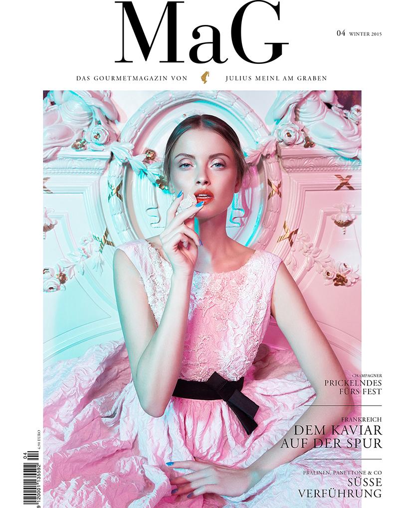 MaG Magazine on Behance