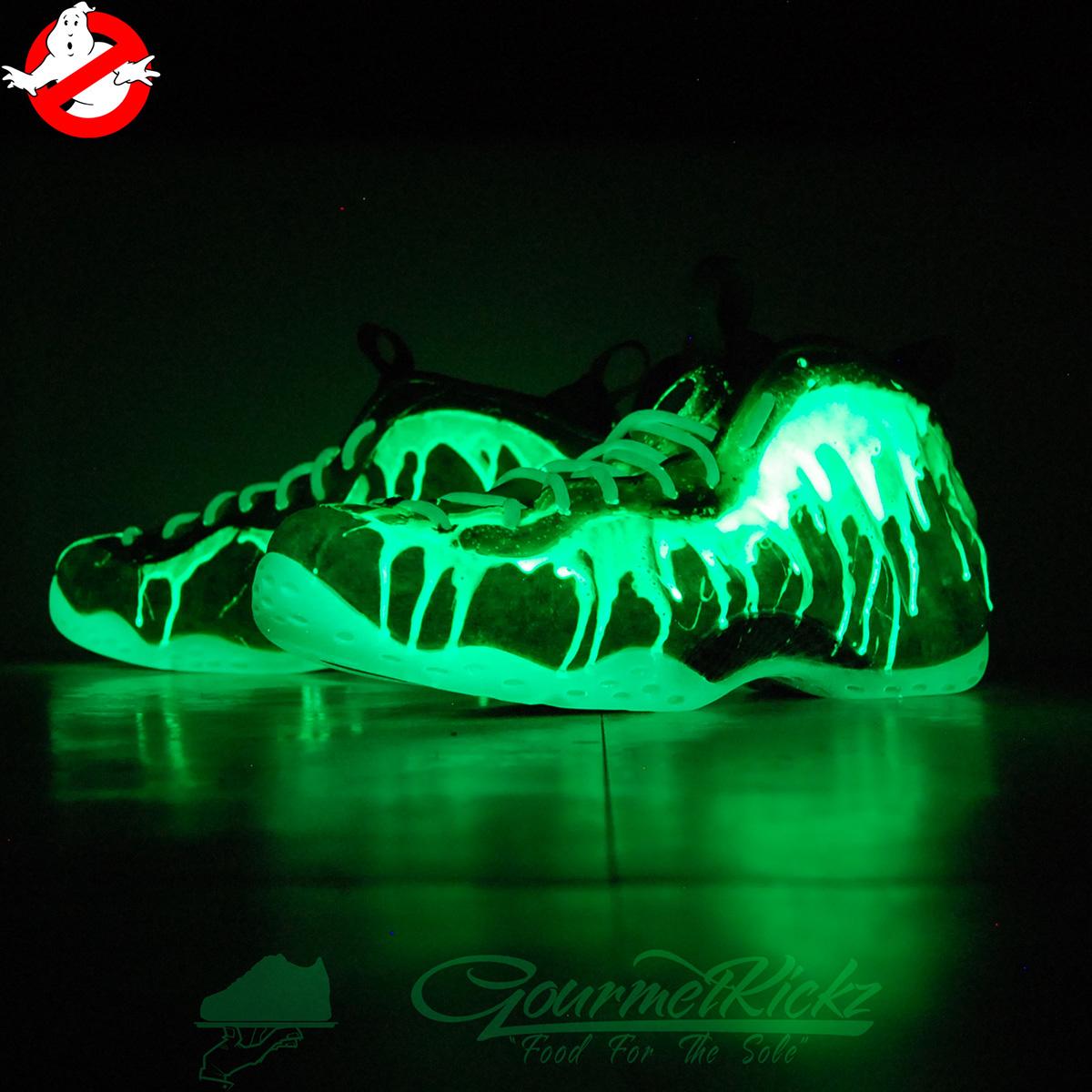 Nike Custom Ghostbusters Part II