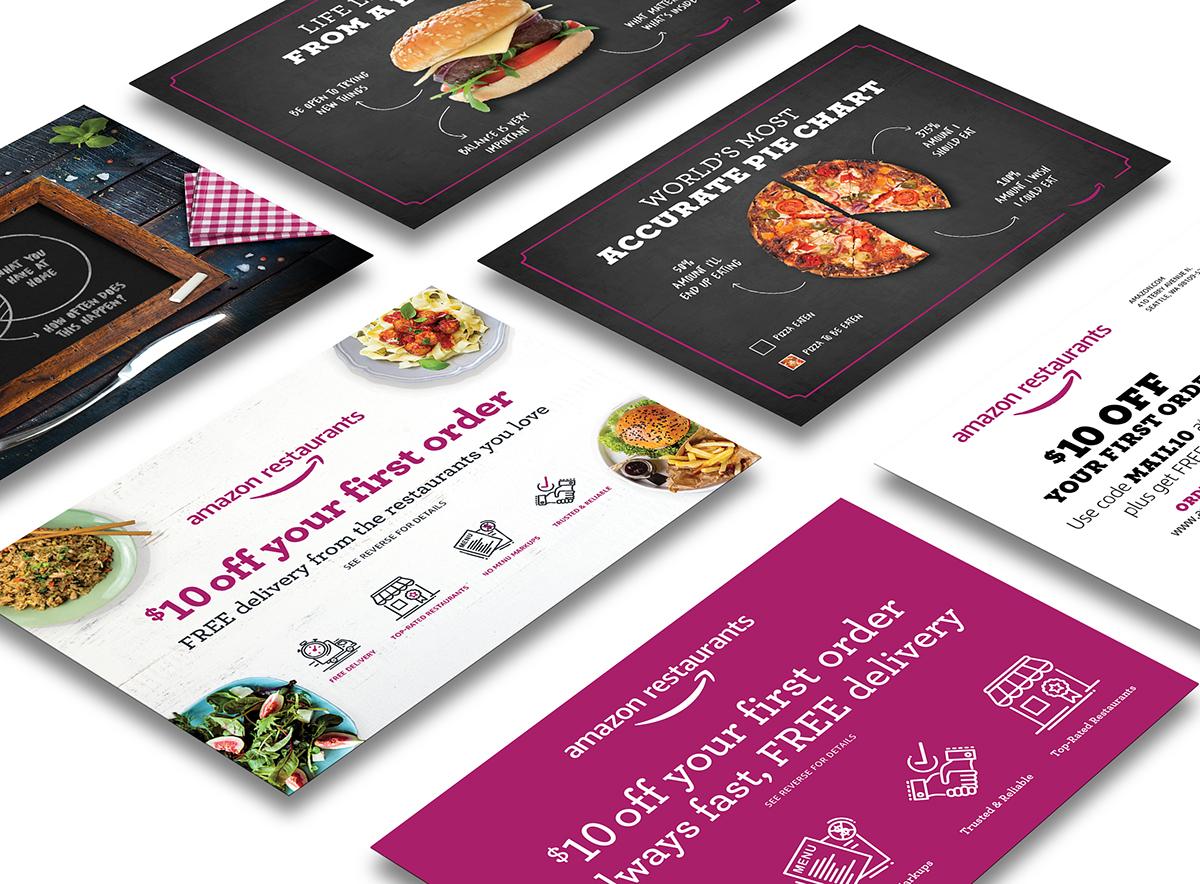 Amazon Restaurants On Scad Portfolios