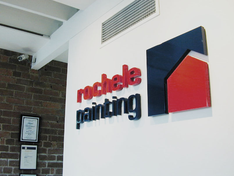 Peter Florentzos - Rochele Painting