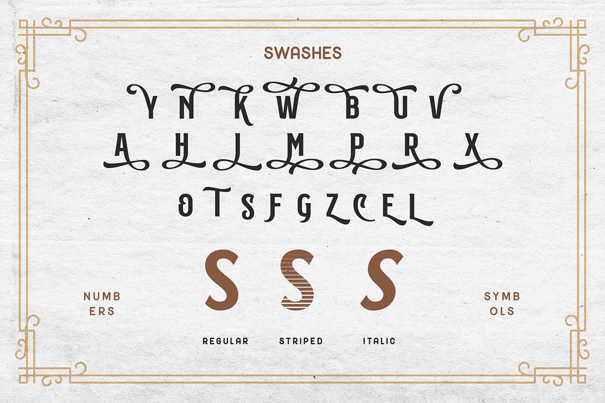 Subversia Font FREE DOWNLOAD! on Behance