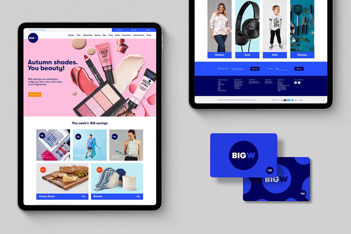 Rebrand branding  brand Retail Australia gt GT Walsheim art direction