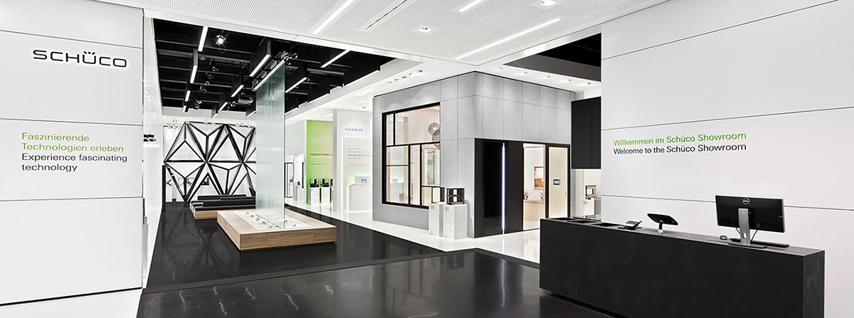 sch co showroom bielefeld 2015 on behance. Black Bedroom Furniture Sets. Home Design Ideas