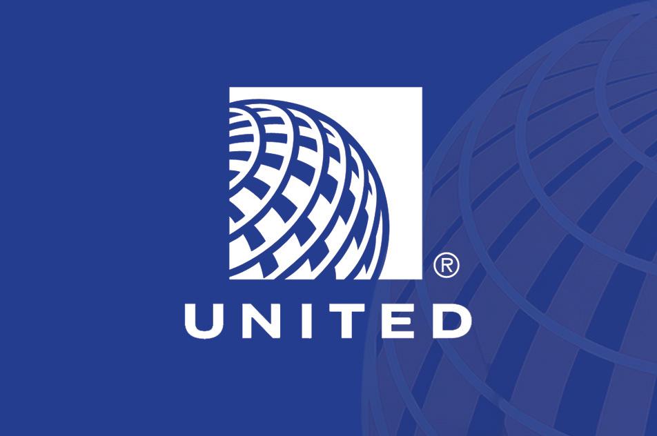 United Airlines | E-Flyer & Facebook Post Design on Behance
