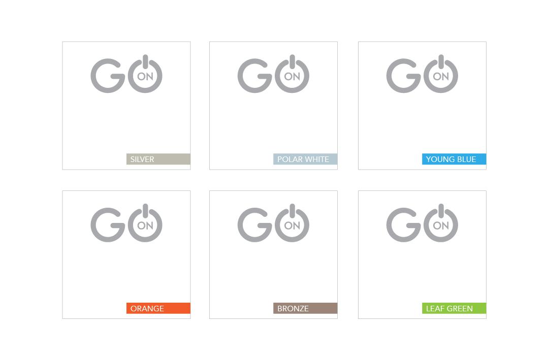 mobile packaging design Logotype logo