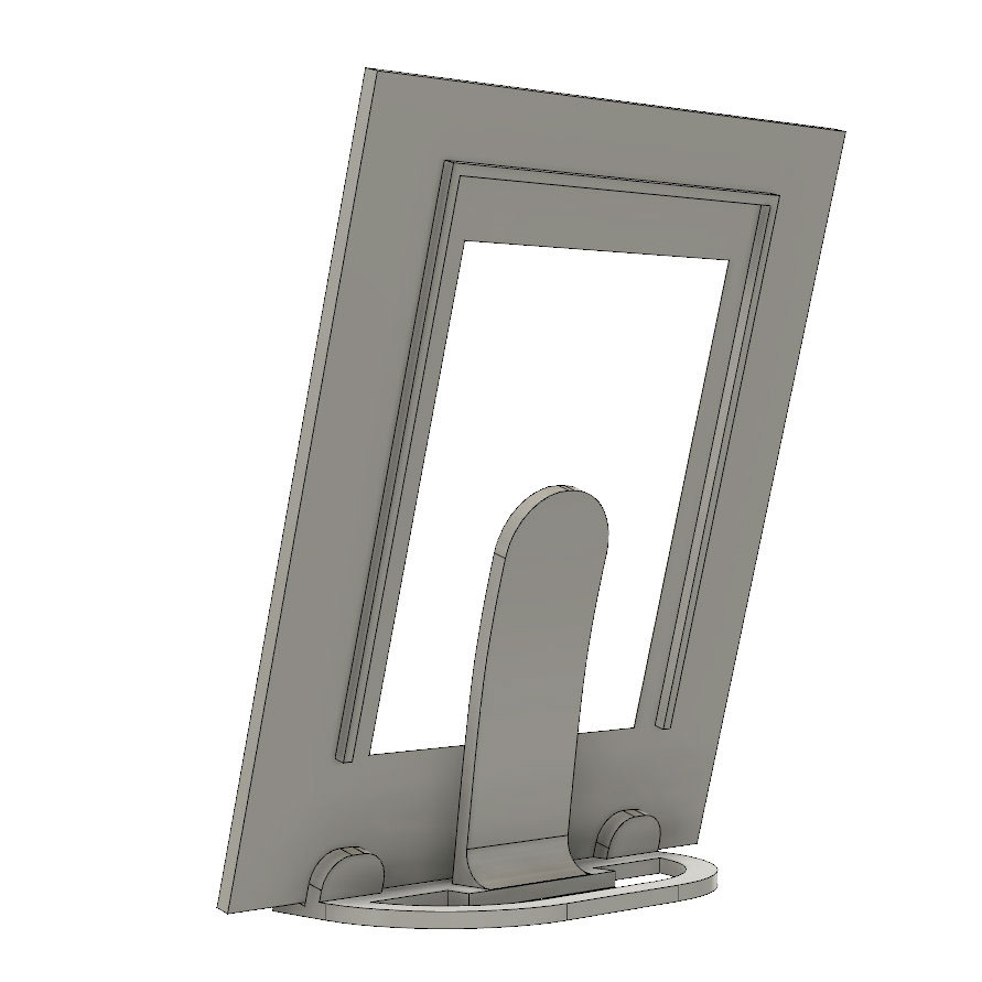 instax frame photo photo frame camera 3d print 3d printing