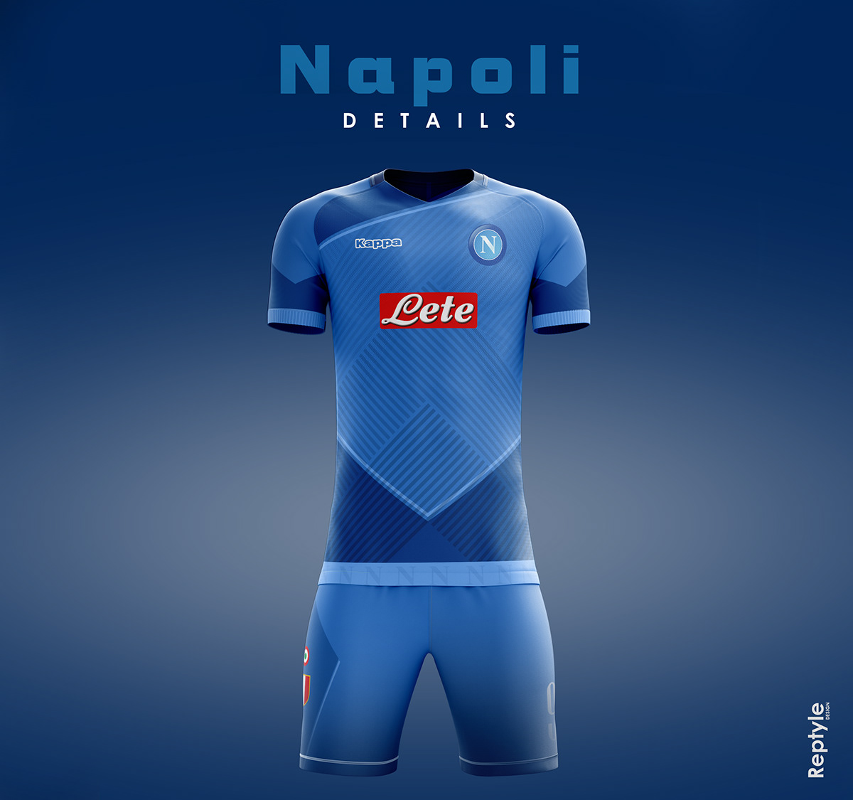 Napoli soccer kit concept. Maurizio Moretti •. Follow Following Unfollow.  Save to Collection 5615833f2