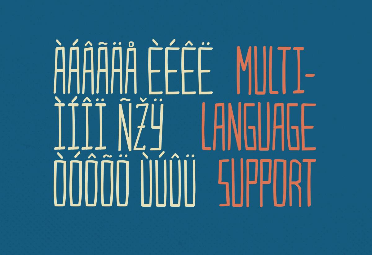 font Display free Fun Marker fonts