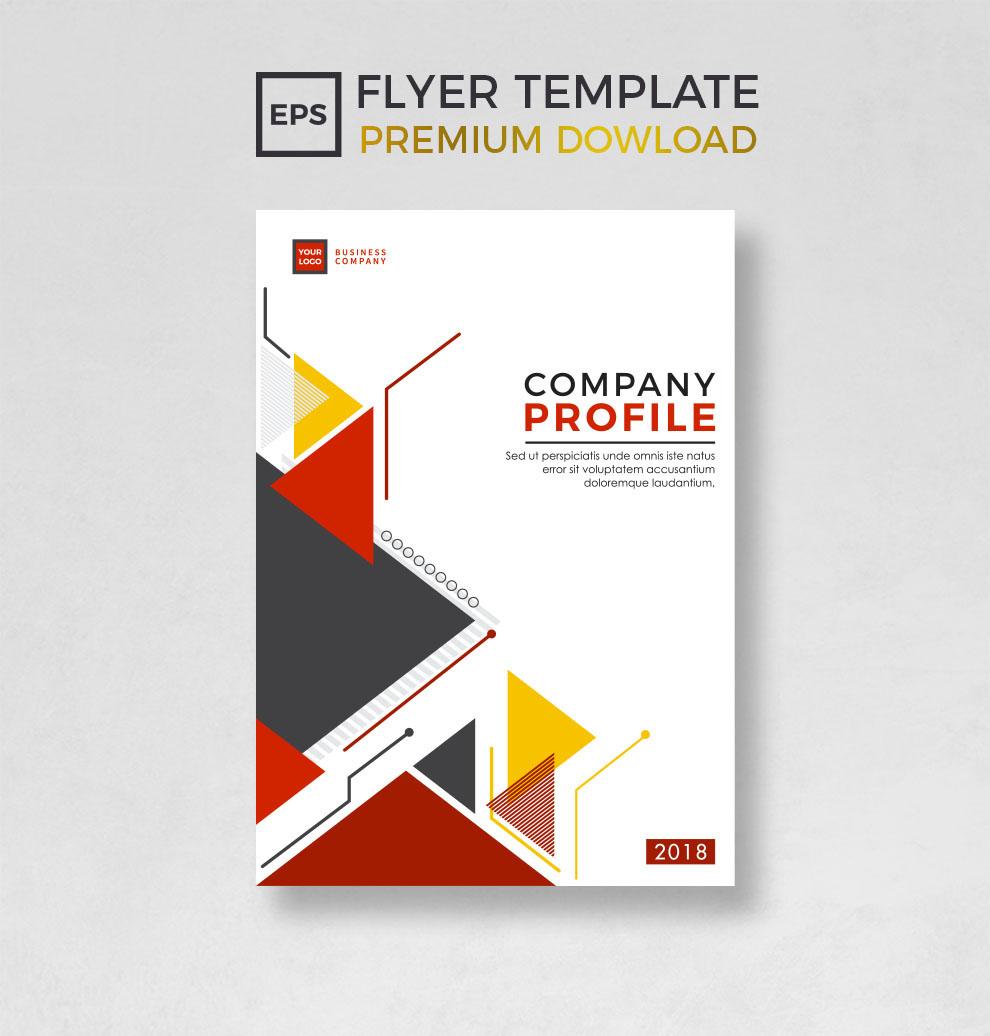 Free samples writing company profile