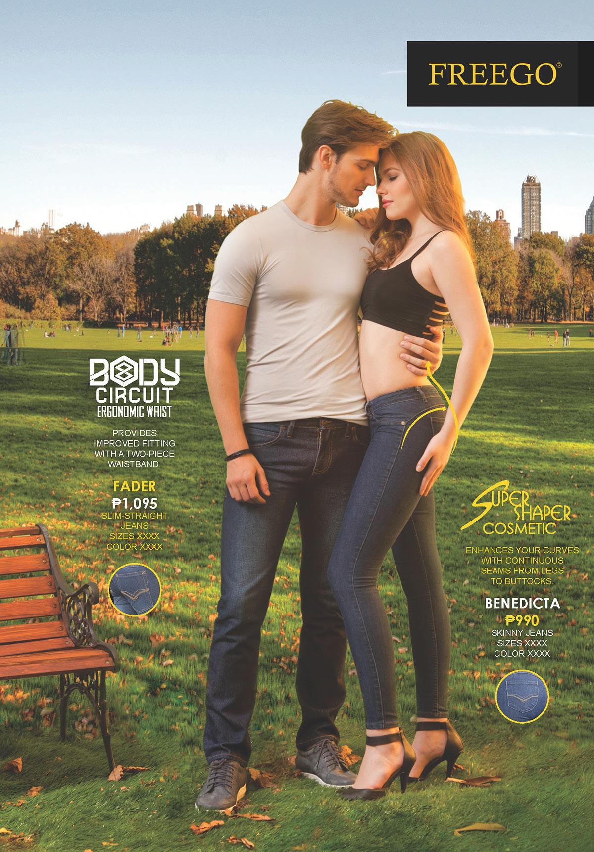 Freego jeans natasha catalog My Style Coach