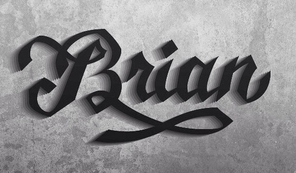 Handlettering,type,personal