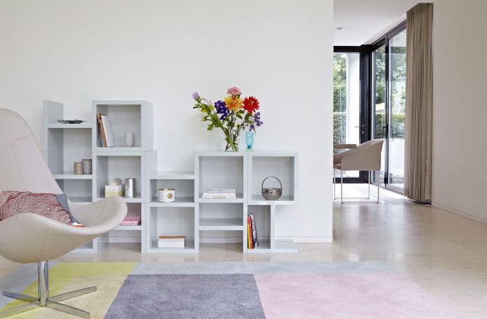 oh versatile furniture cabinet Gelderland dutch design side table table Wall Unit bookcase