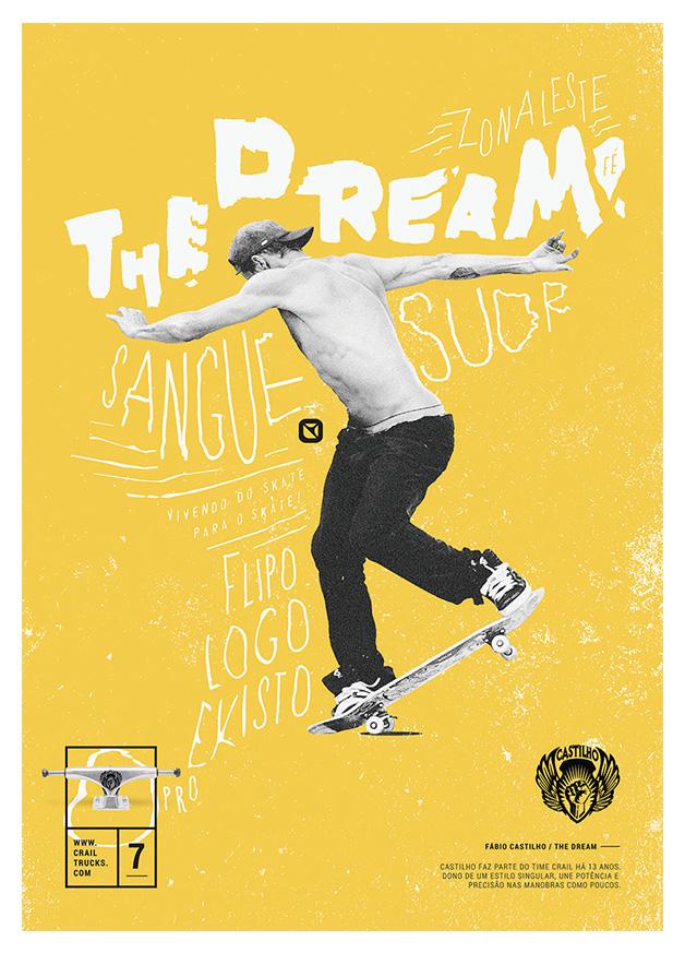 crail,trucks,posters,arts,Stake,skateboarding,skateboard,colors,Serie,pianofuzz