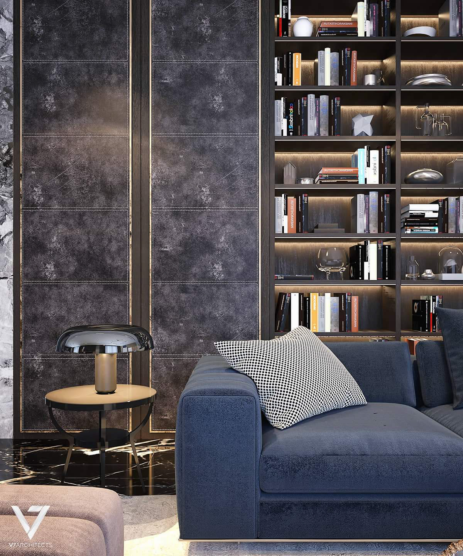 Luxury Apartment Interior On Behance