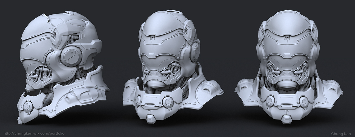 Drone Bust on Behance