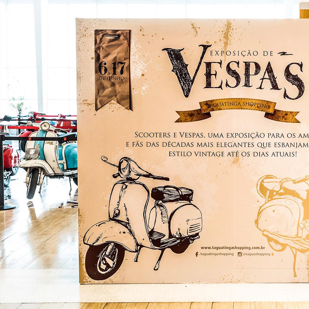 campaign motorcycle moto Scooter Exposição Shopping design campanha graphic