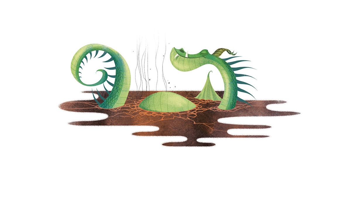 book Character childrensbook dragon dragons illustrations dragontrainer Kidsbook
