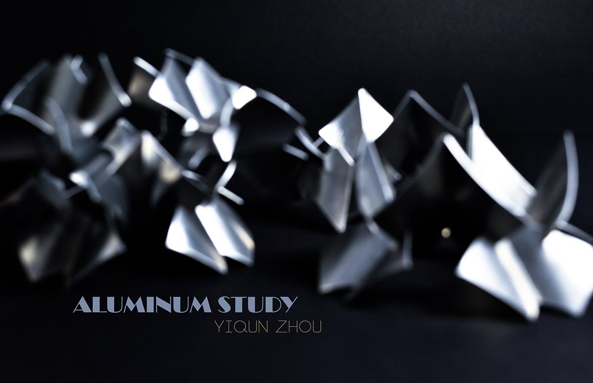 Aluminum Art Project