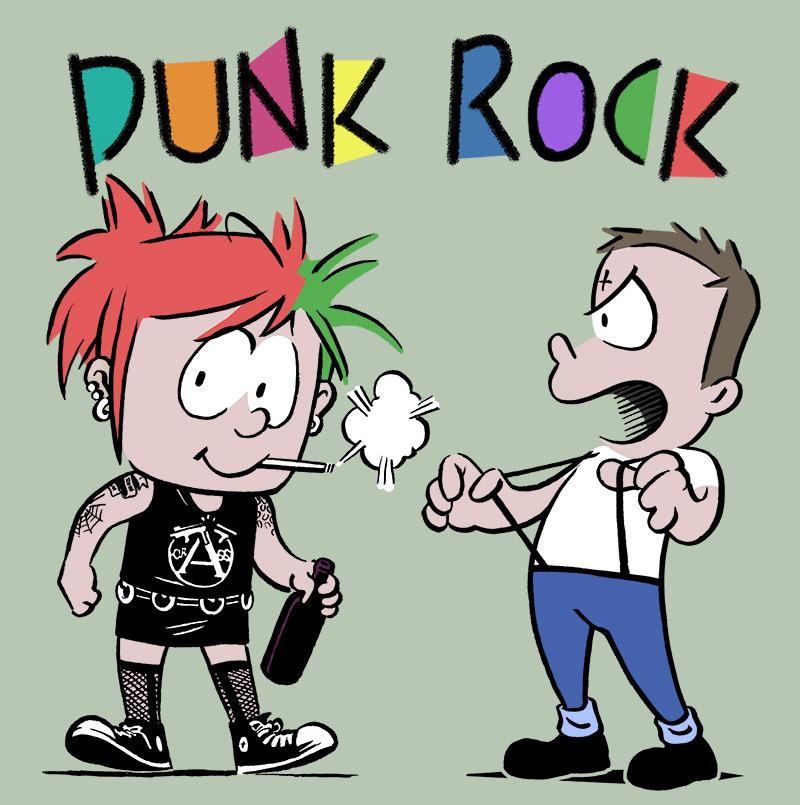BABY BLUES punk skinhead