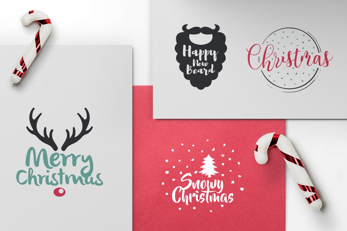 christmas logos pack - Christmas Logos