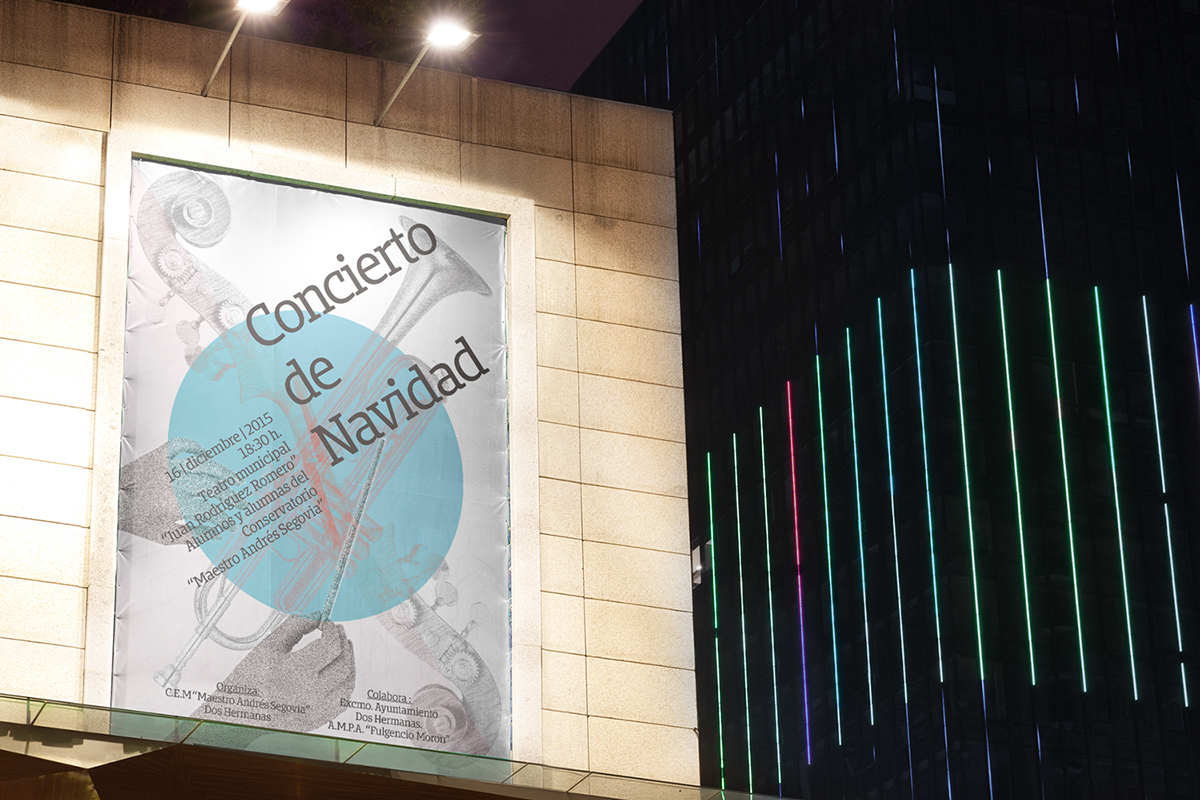 poster concert classic music