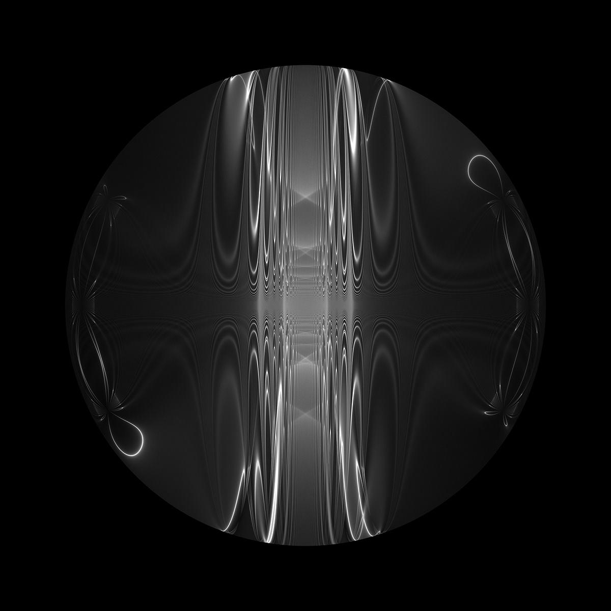mathematical Procedural generative poster OSL octane Cinema abstract pattern digital